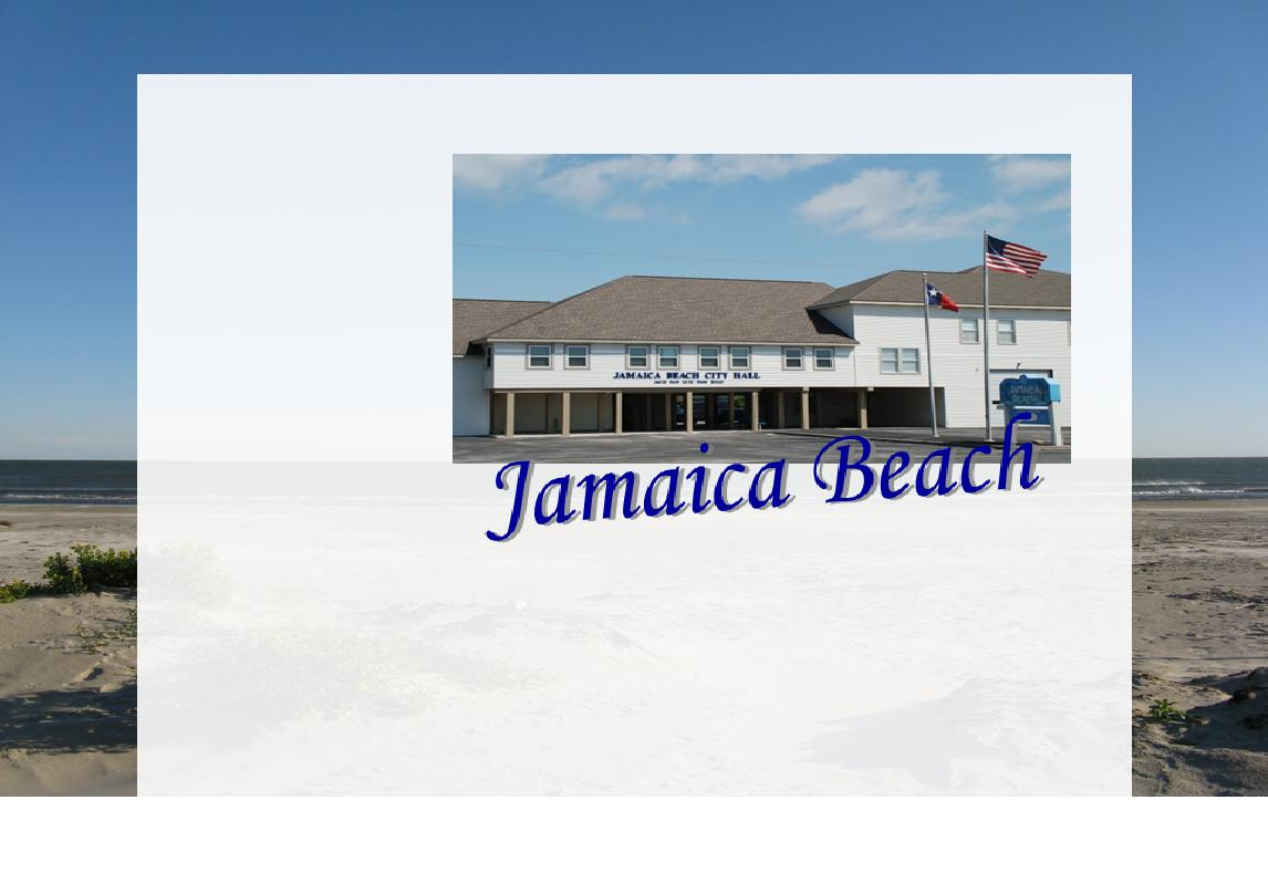 City of Jamaica Beach